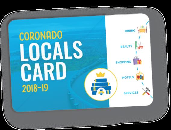 Locals Card