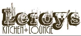 Leroy's Kitchen & Lounge